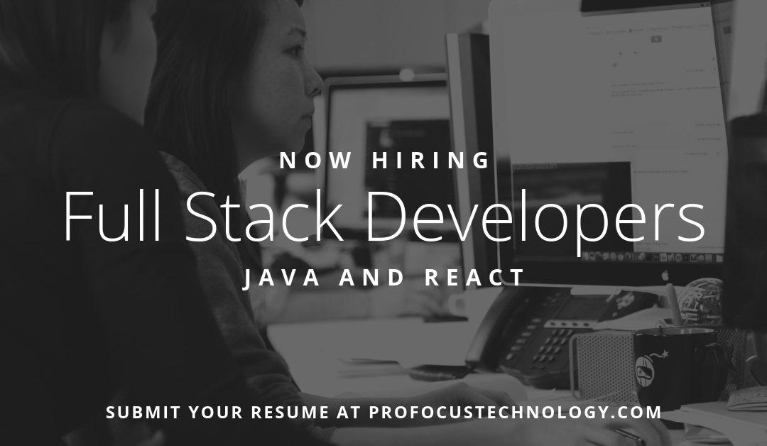 java full stack developer tutorial