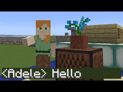 minecraft note block music tutorial