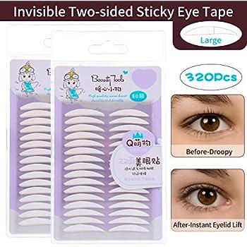 double eyelid tape tutorial
