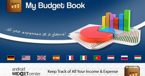 my budget book app tutorial