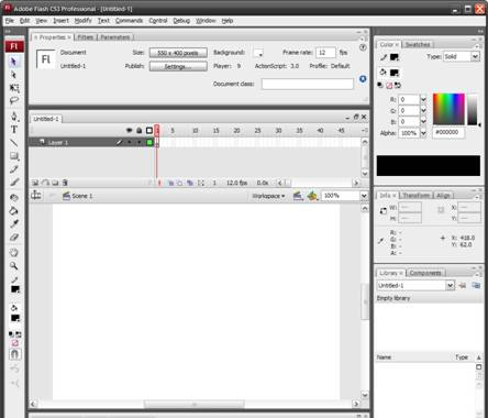 flash actionscript 2.0 tutorial