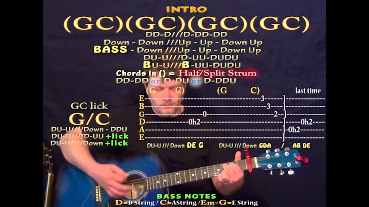 price tag guitar tutorial no capo