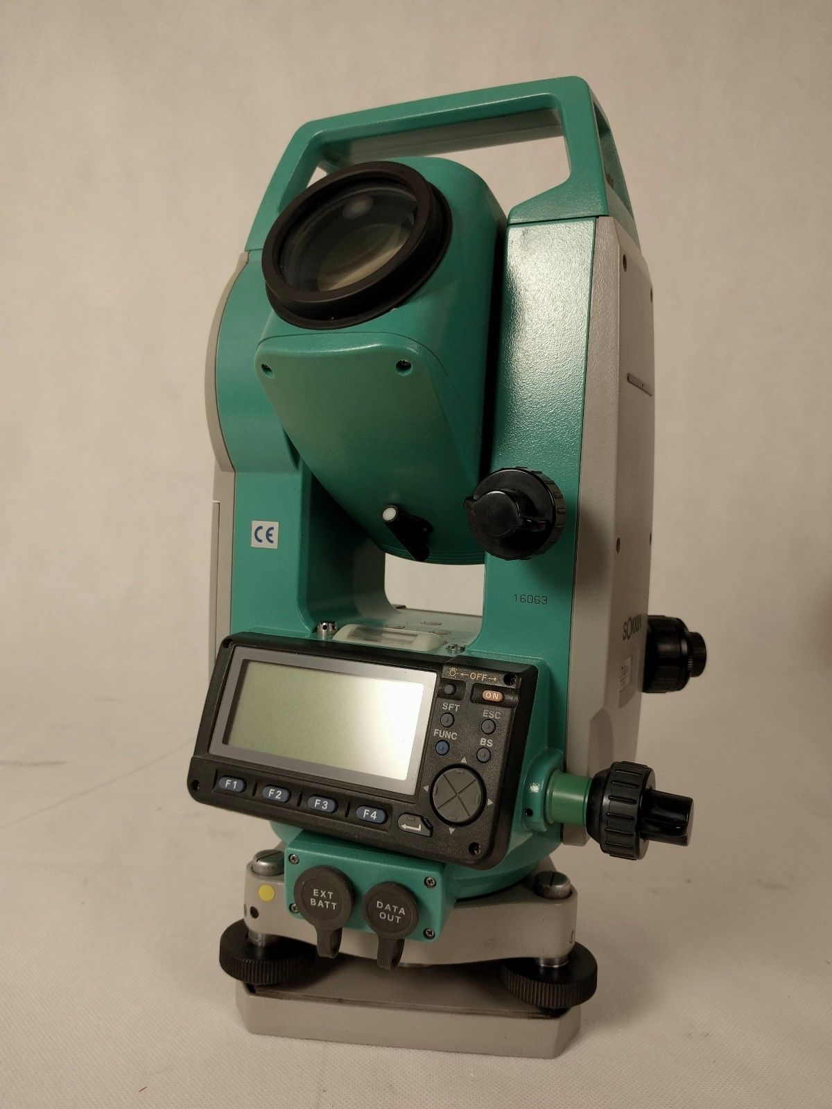 sokkia total station tutorial