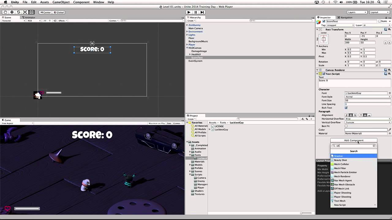 unity 360 video tutorial