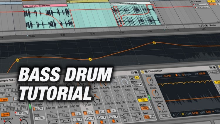 drum and bass tutorial ableton
