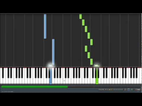 canon in d piano tutorial