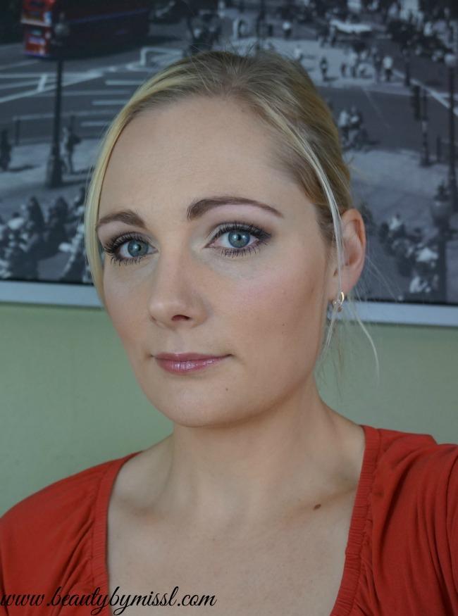 estee lauder deluxe eyeshadow compact tutorial