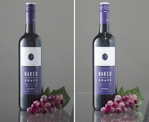 wine bottle photography tutorial