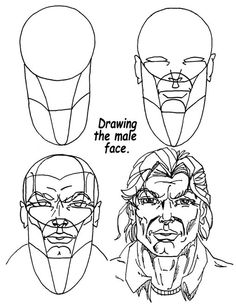 comic style drawing tutorial
