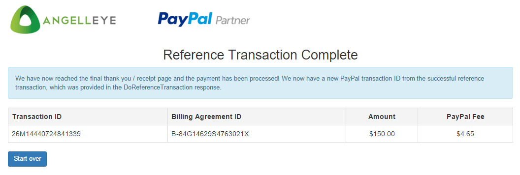 paypal express checkout tutorial