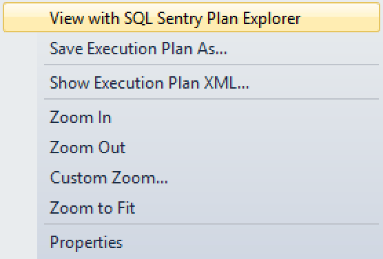 sql sentry plan explorer tutorial