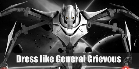 general grievous cosplay tutorial
