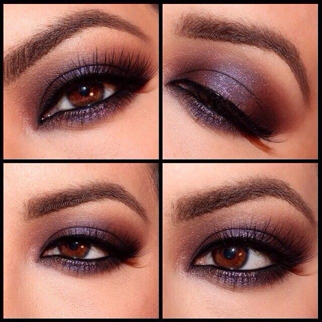 too faced chocolate bar smokey eye tutorial