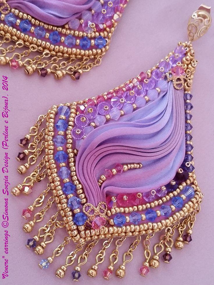 shibori ribbon embroidery tutorial