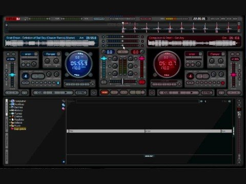 virtual dj tutorial mixing