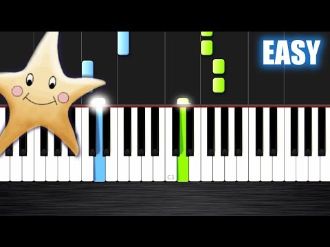 twinkle twinkle little star piano tutorial