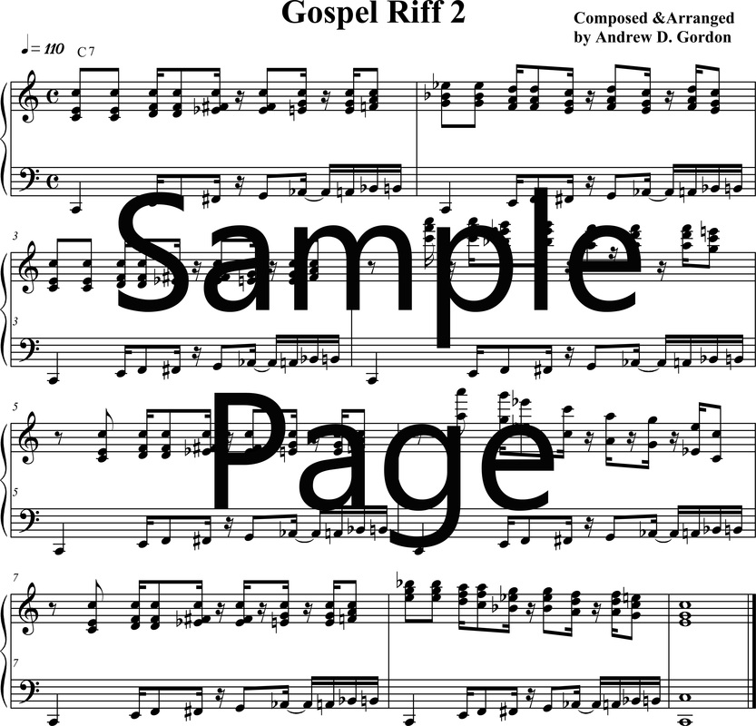 gospel songs piano tutorial