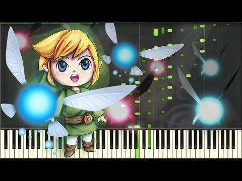 fairy fountain piano tutorial