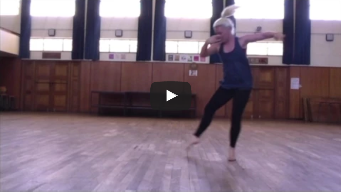 ballet dance routine tutorial