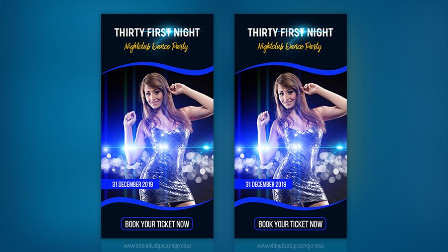 banner design in photoshop tutorial