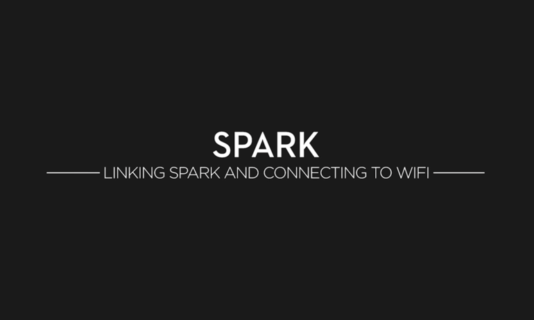 dji spark app tutorial