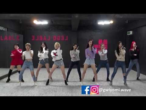 boom boom momoland dance tutorial