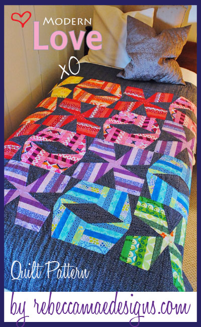 big stitch quilting tutorial
