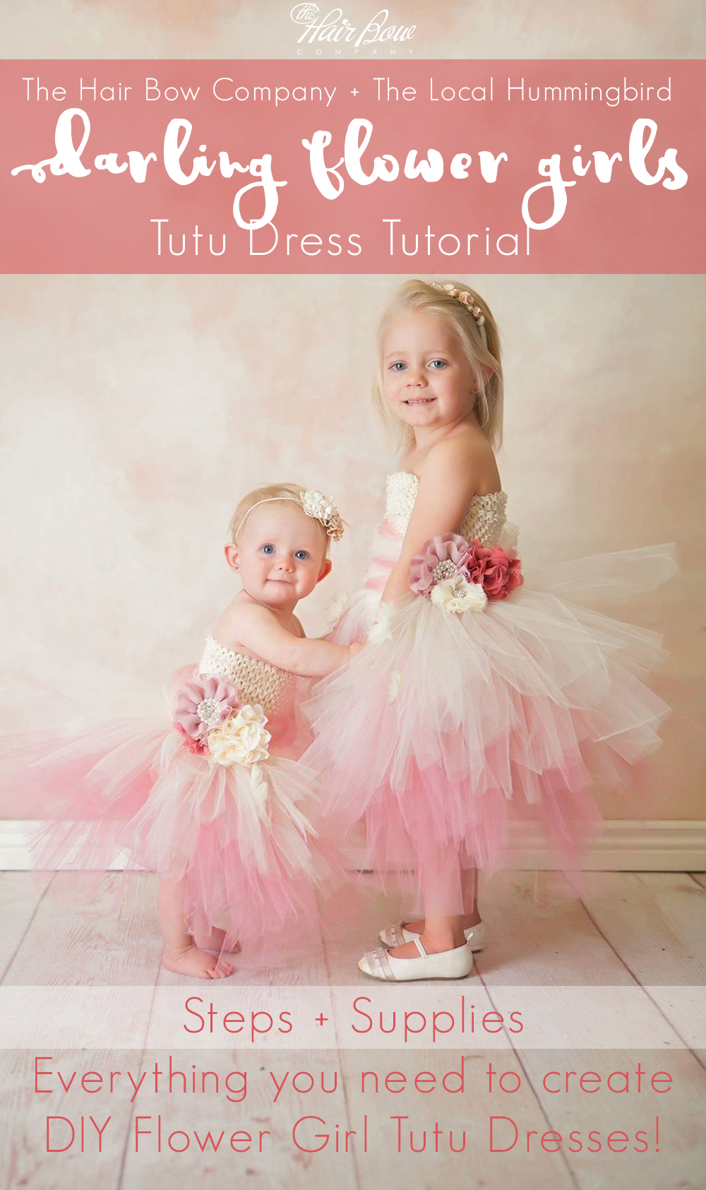 peacock tutu dress tutorial