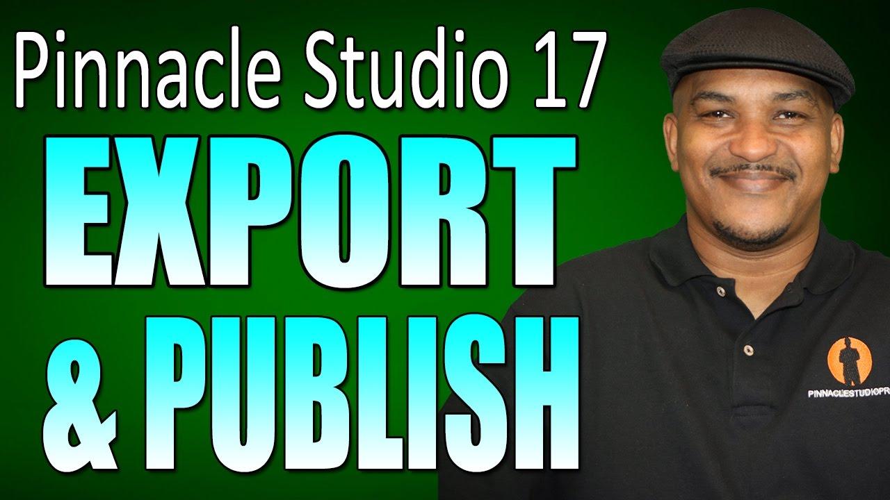pinnacle studio 17 tutorial pdf