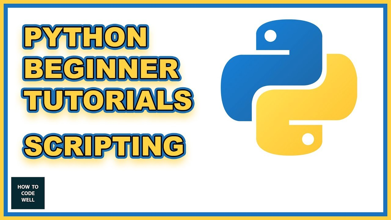 python scripting tutorial for beginners in linux
