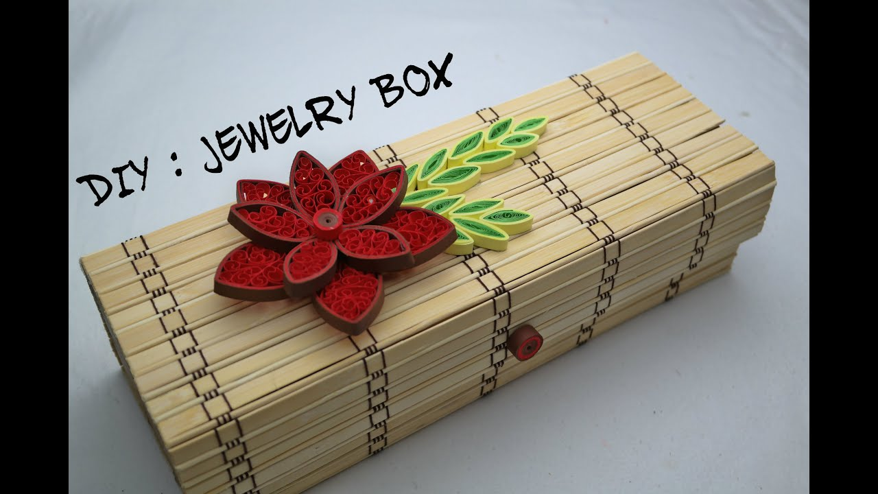handmade jewelry box tutorial