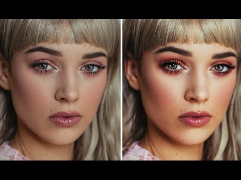 photoshop makeup tutorial cs6