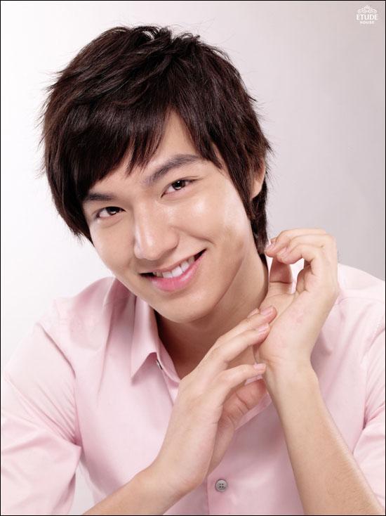 park shin hye hair tutorial
