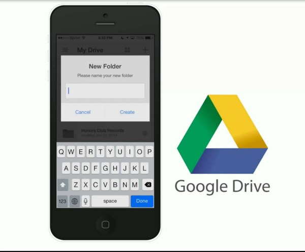 google drive tutorial 2017