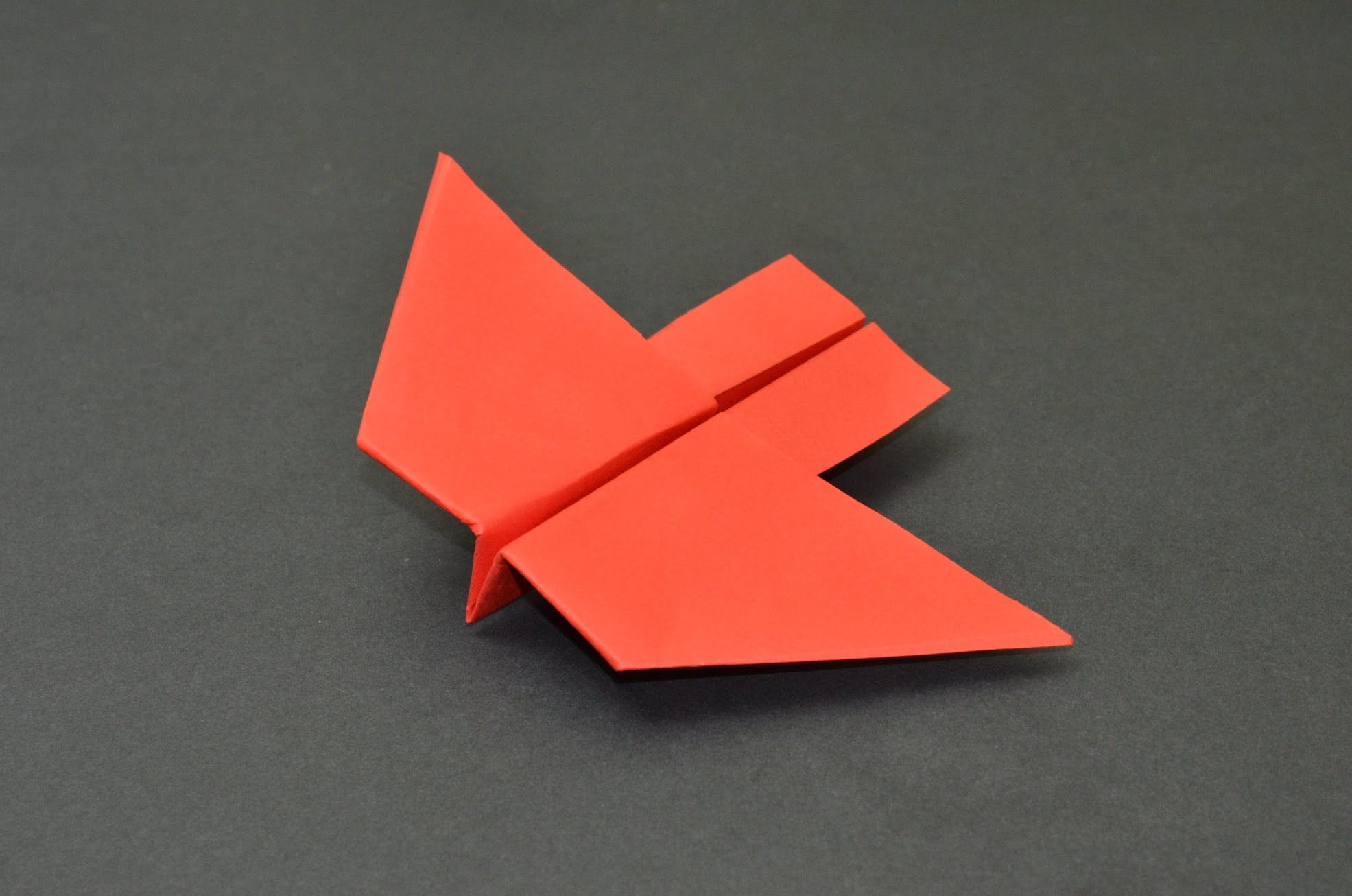 paper plane tutorial easy