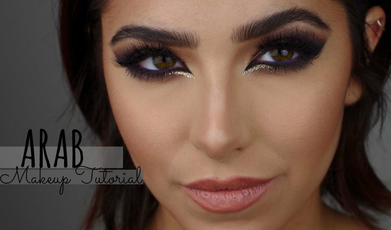 beautiful arabic makeup tutorial