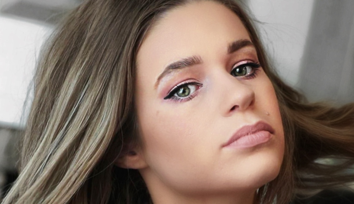 baby pink lips makeup tutorial