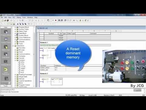siemens s7 200 plc programming tutorial