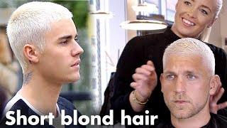 justin timberlake haircut tutorial