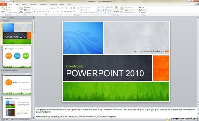 microsoft excel 2010 tutorial ppt