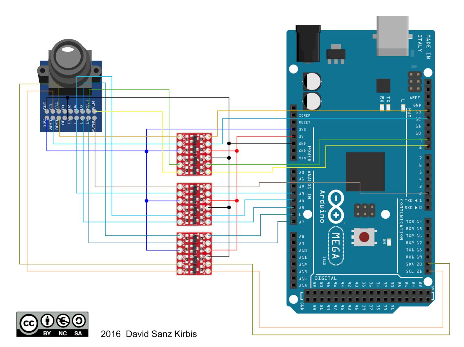 arduino camera module tutorial