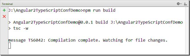 angular 2 typescript tutorial