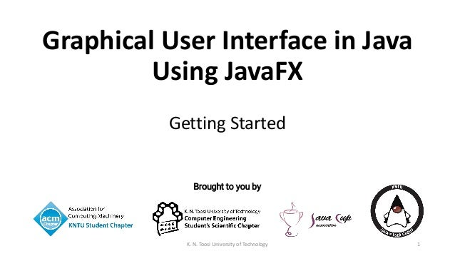 java getting started tutorial