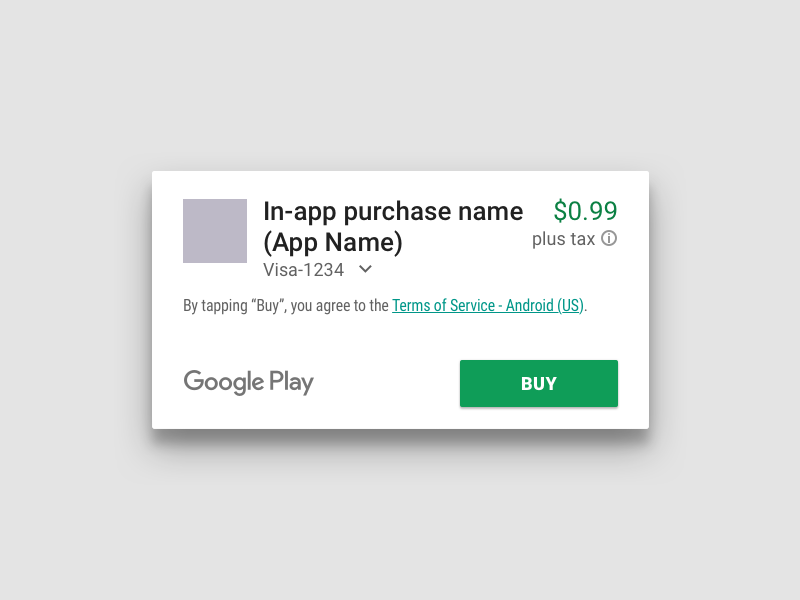 google play in app purchase tutorial