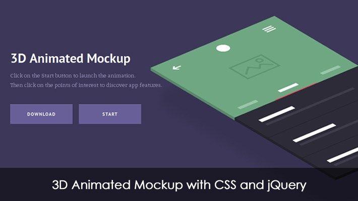 css 3d animation tutorial