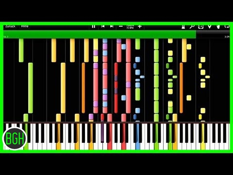 amelie soundtrack piano tutorial