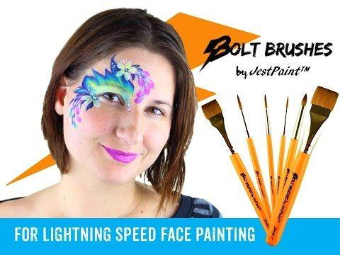 airbrush body paint tutorial