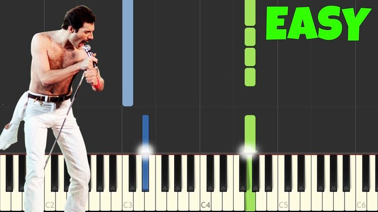 bohemian rhapsody tutorial piano
