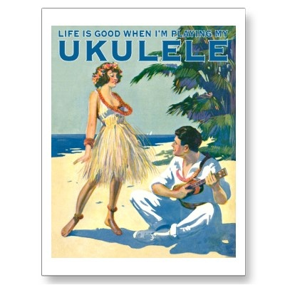 postcards from italy ukulele tutorial