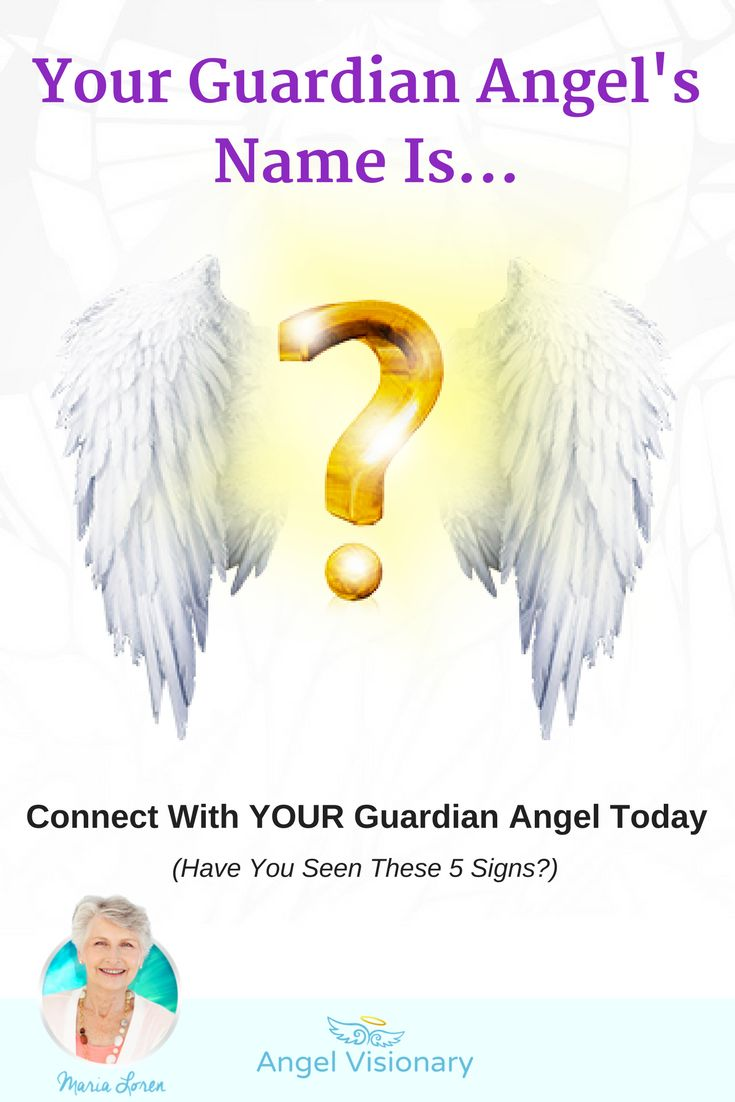your guardian angel tutorial